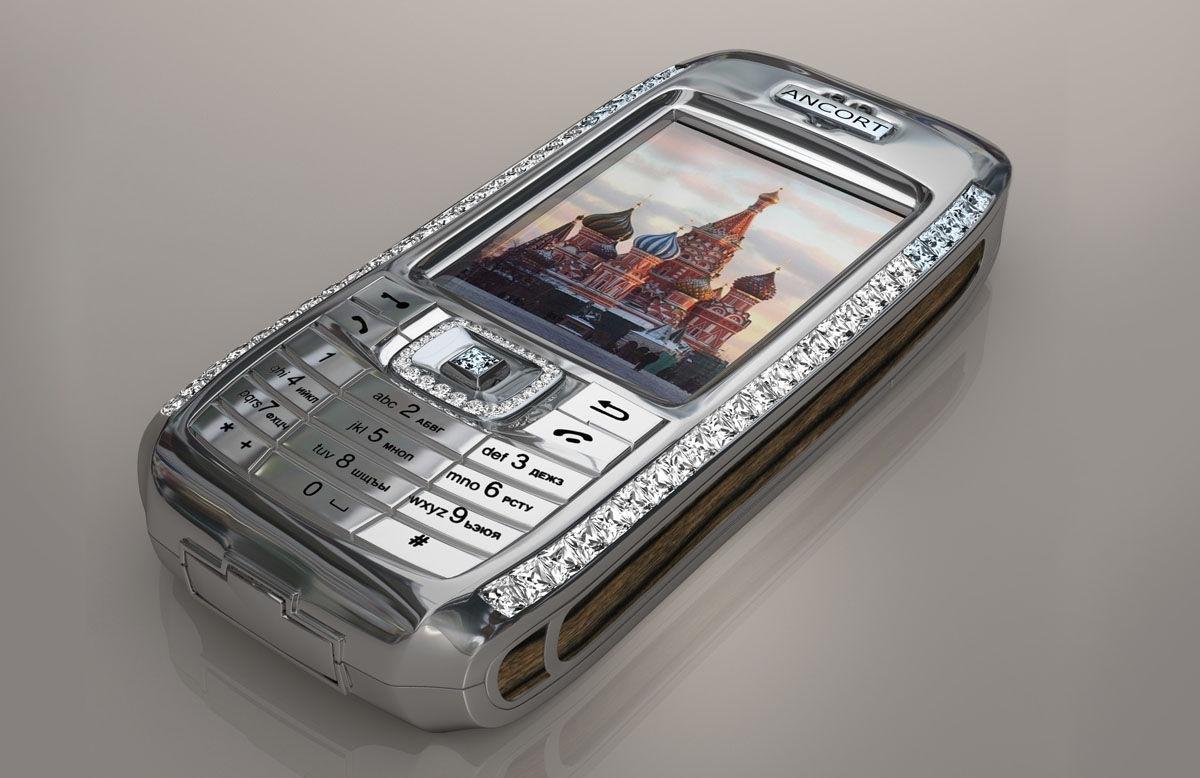 Diamond Crypto Smartphone, uno de los móviles con el mejor sistema de seguridad del mundo