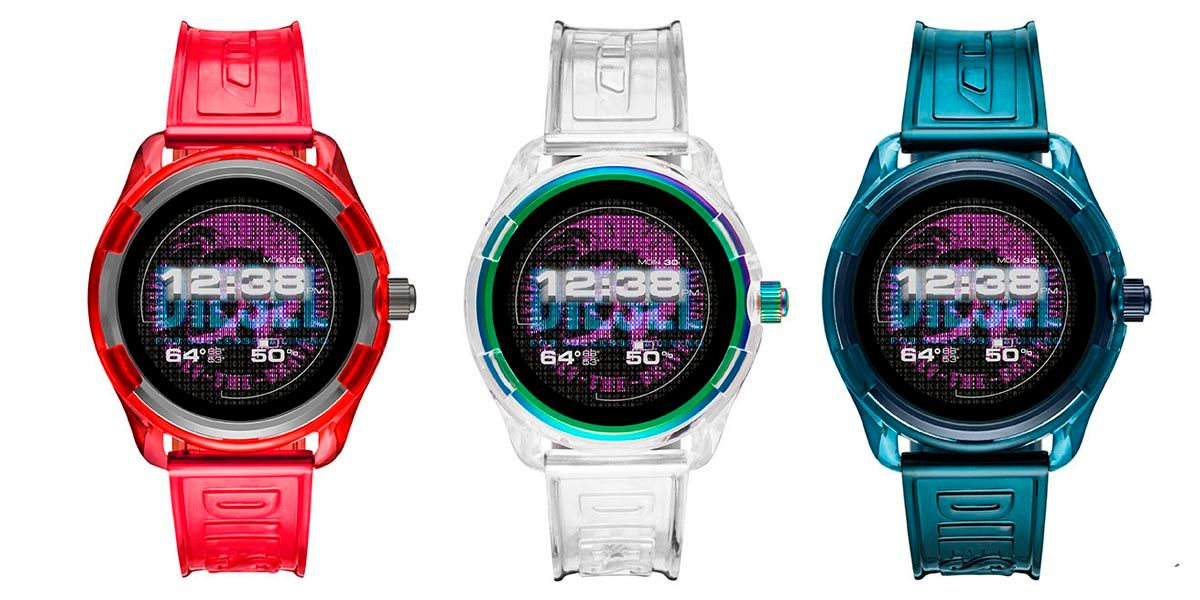 Diesel On Fadelite reloj inteligente wear os