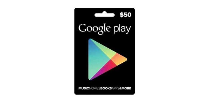 Dinero almacenado Google Play