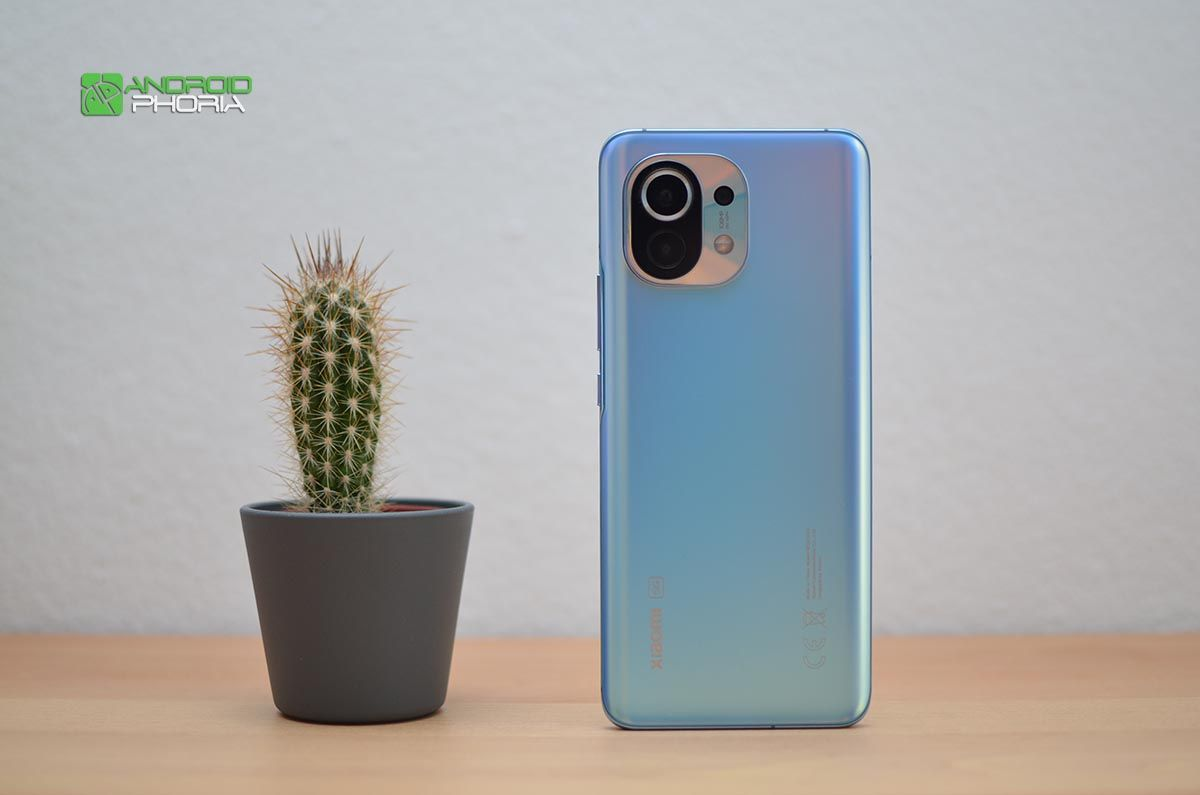 Diseño Xiaomi Mi 11