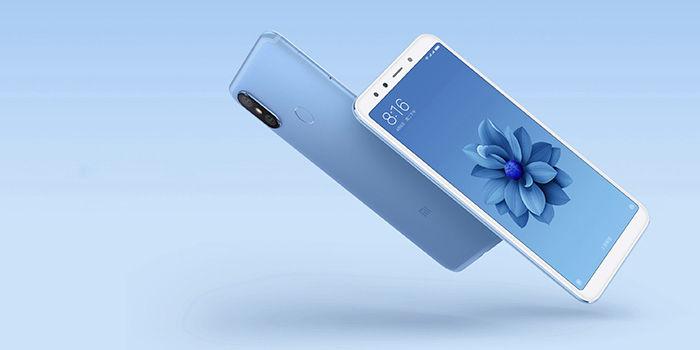 Diseño Xiaomi Mi 6X