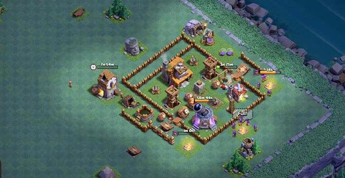 Diseno aldea BH4 Clash of Clans 6