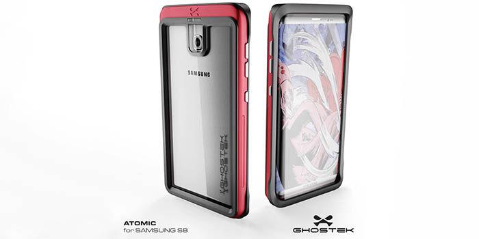 Diseno funda Galaxy S8