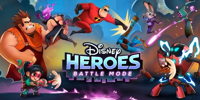 Disney Heroes Battle Mode descargar para Android