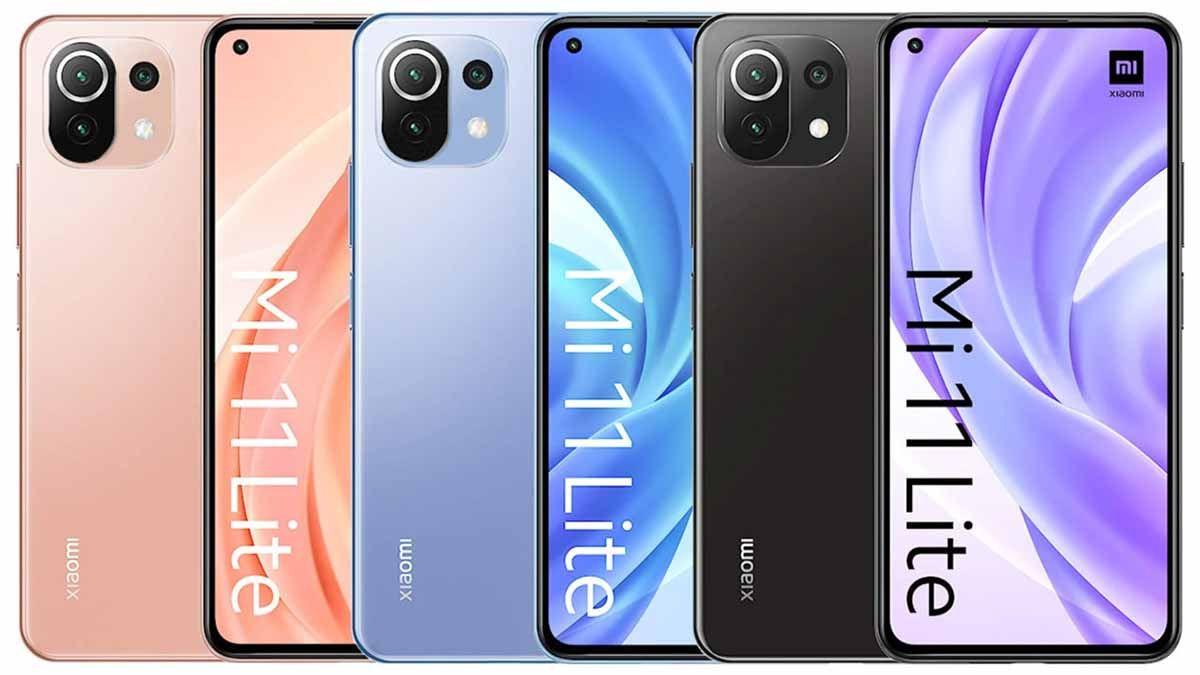 Disponibilidad y precios de los Xiaomi Mi 11 Lite y Mi 11 Lite 5G