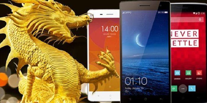 Dispositivos chinos