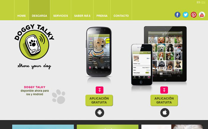 Doggy Talky para Android