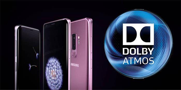 Dolby Atmos en el Galaxy S9