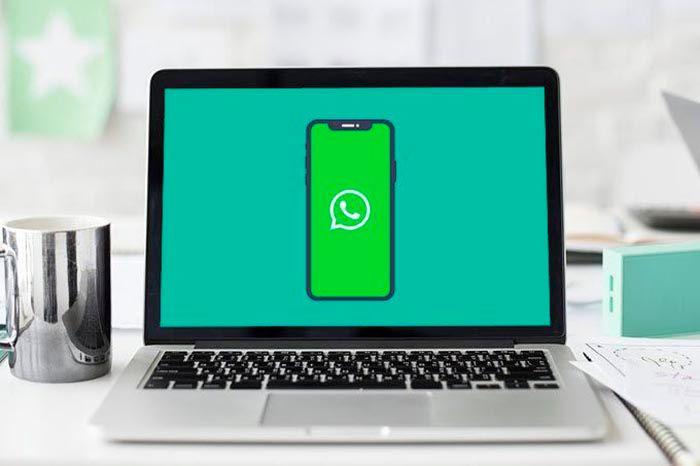 Donde se guardan las imagenes WhatsApp Web