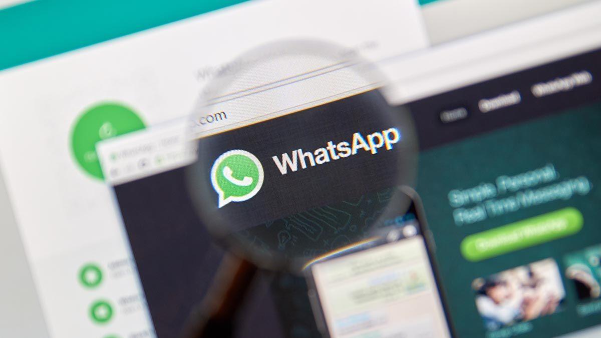 Donde se guardan los archivos de WhatsApp Web