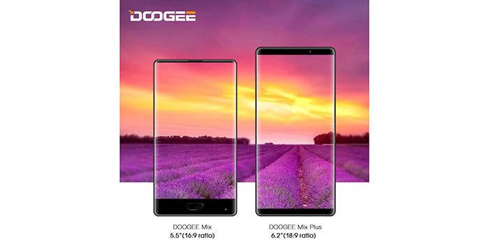 Doogee MIX Plus