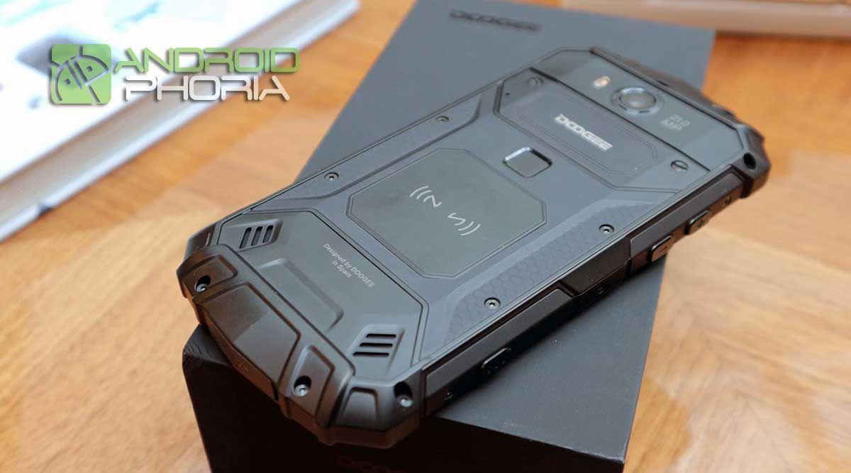Doogee S60 NFC cara inalambrica
