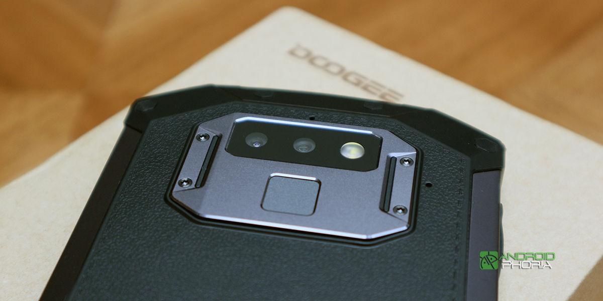 Doogee S70 cámara