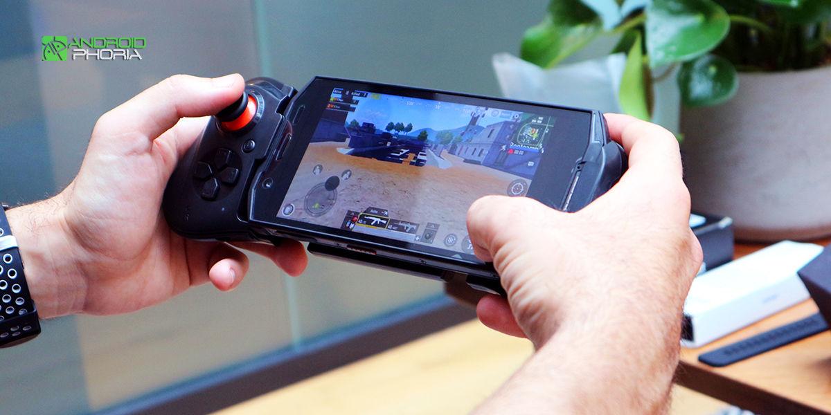 Doogee S70 smartphone gamer