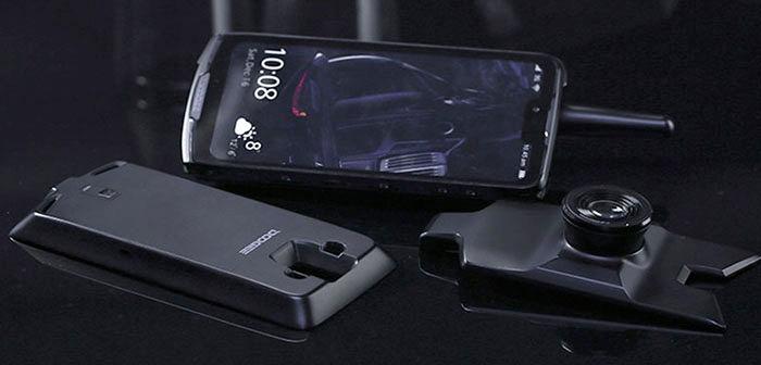 Doogee S90 smartphone modular