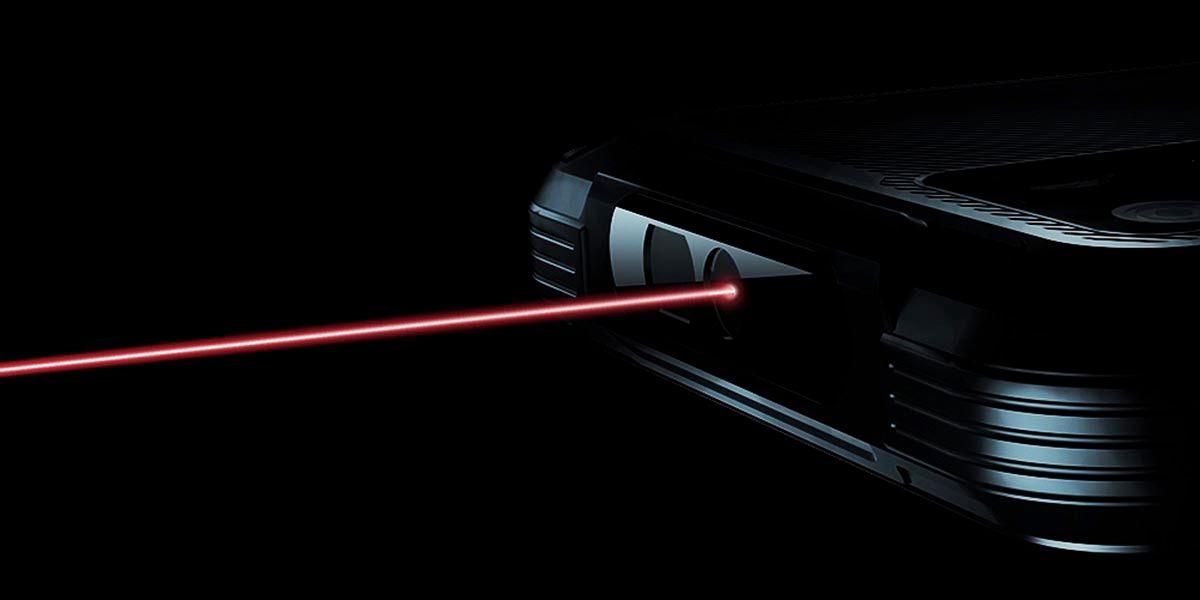 Doogee S97 Pro láser