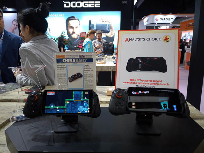 Doogee para gamers