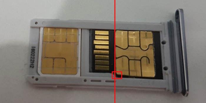 Dos SIM y microSD en mismo slot