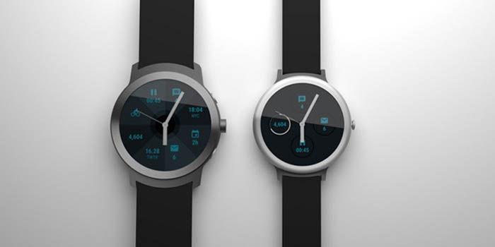 Dos nuevos Google smartwatch