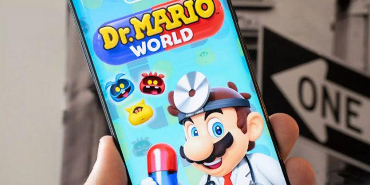 Dr Mario World corazones