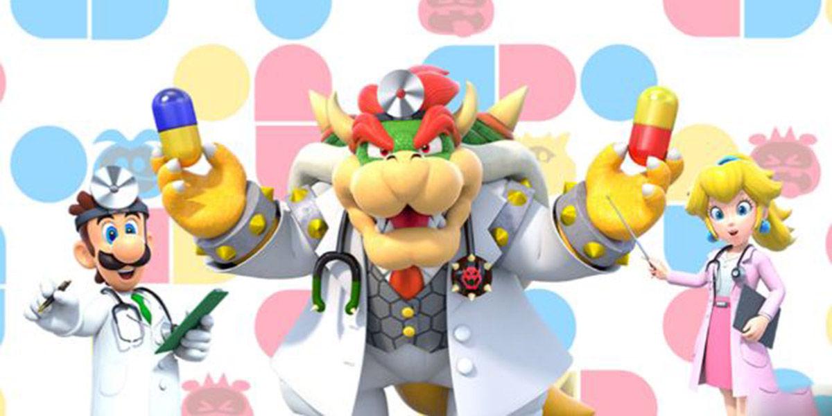 Dr Mario personajes