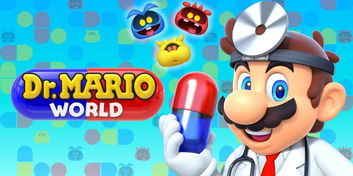Dr. Mario World Destacada
