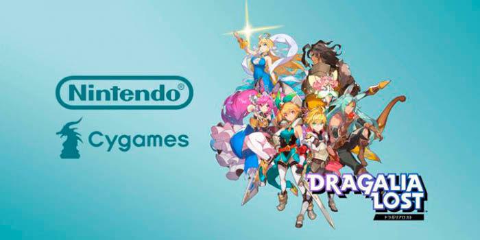 Dragalia Lost de Nintendo