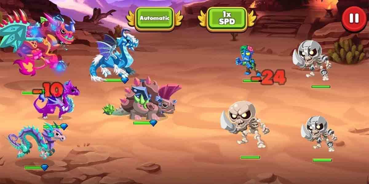 Dragonary juego ganar criptomonedas