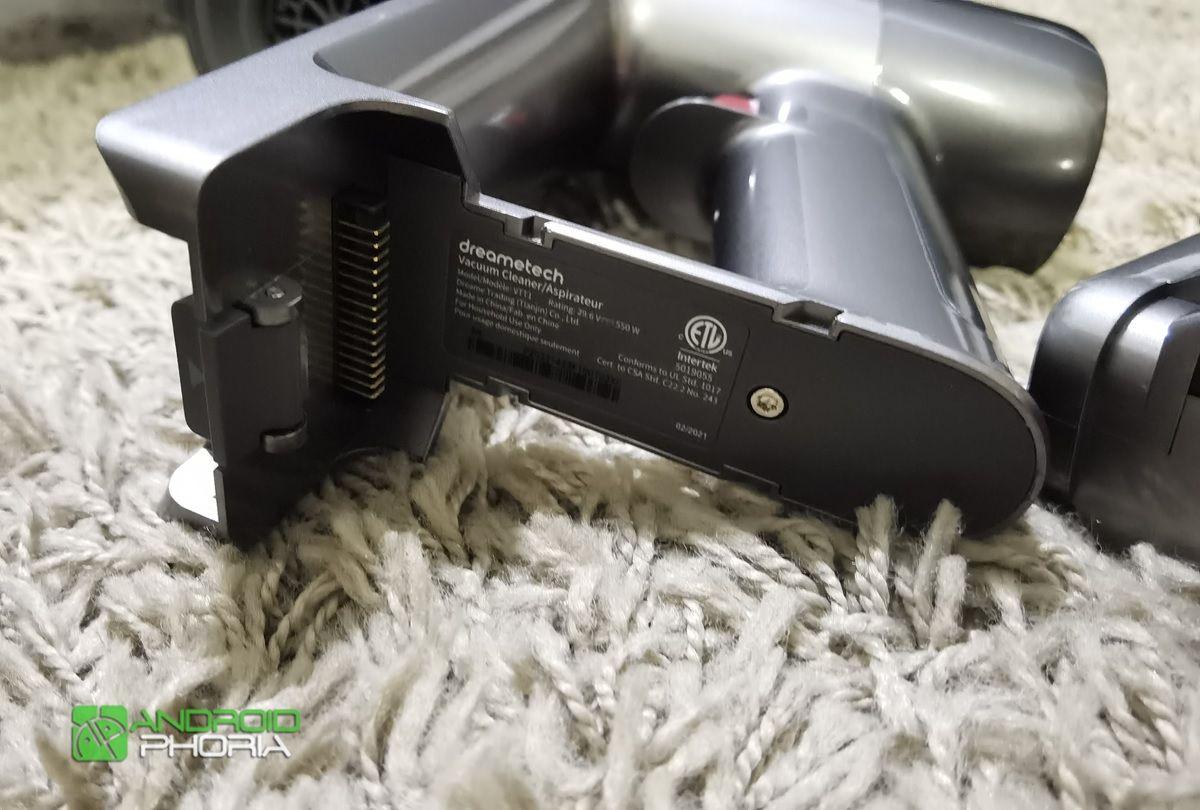 Dreame T30 bateria extraible