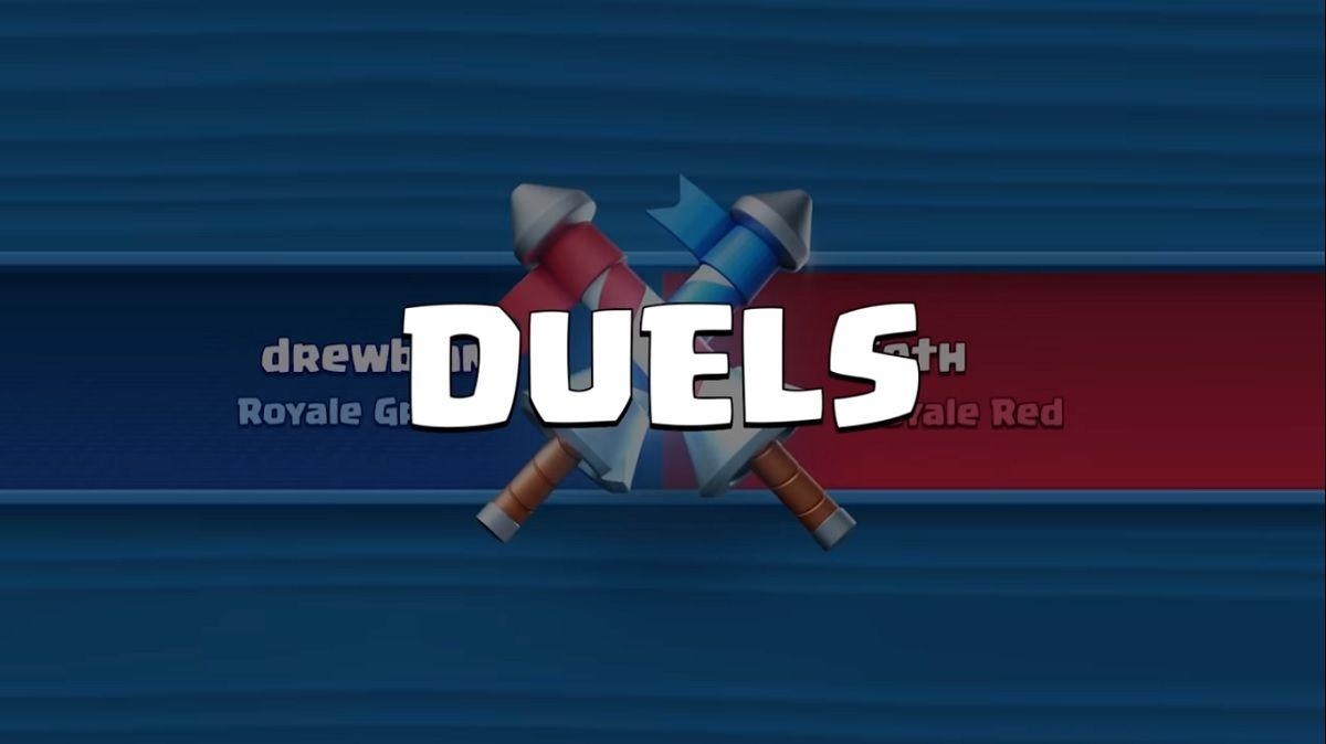 Duelos Clash Royale