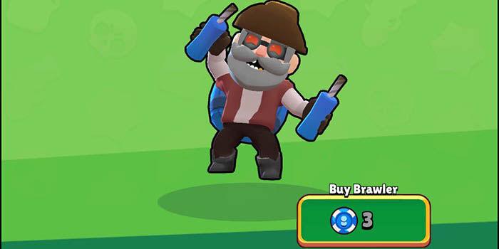 Dynamike brawler