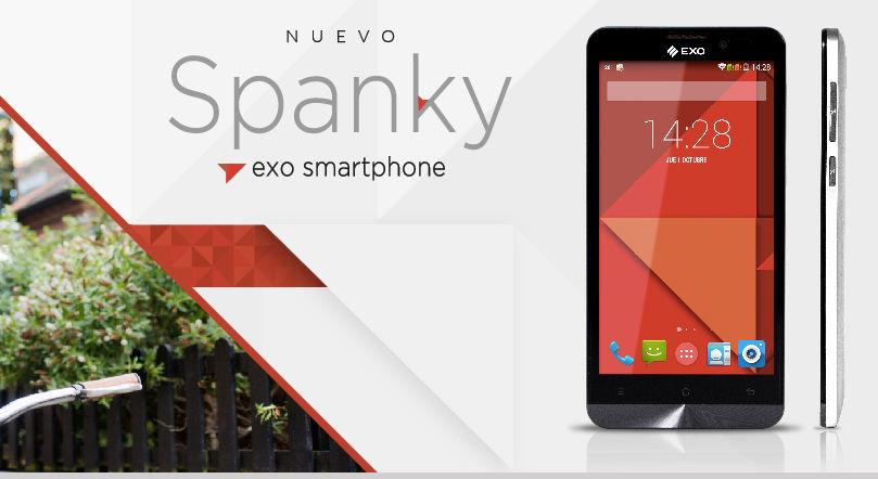 EXO Spanky: Precio y características