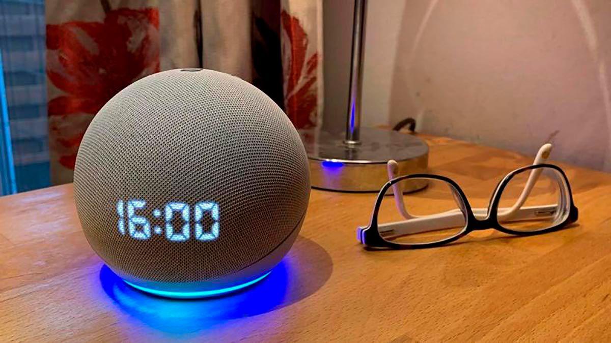 Echo Dot 4ta generacion oferta Prime Day 2021