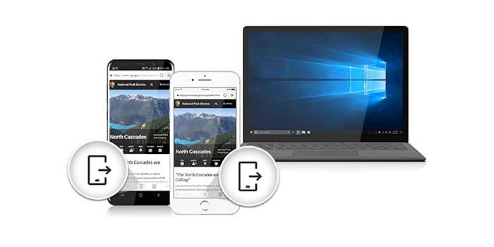Edge Mobile para iOS e Android