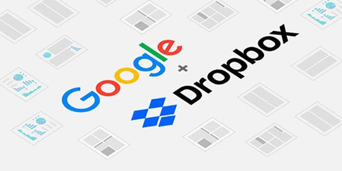 Editar archivos con Google Drive dentro de Dropbox