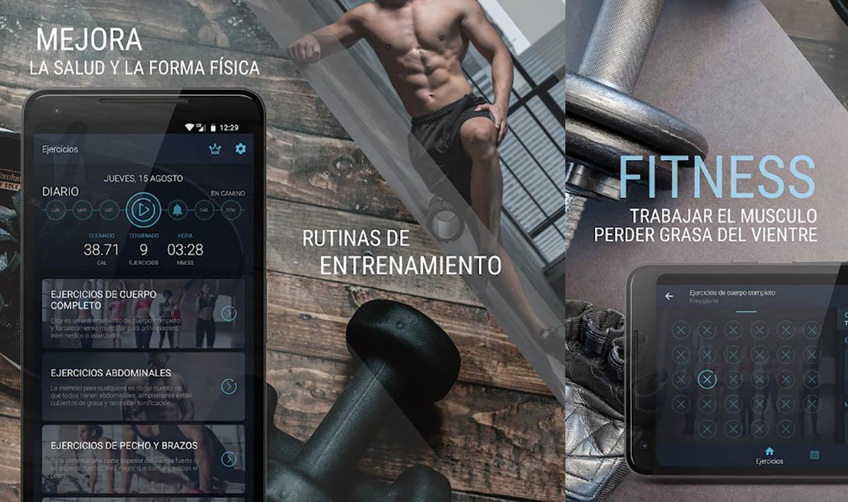 Ejercicios en Casa para Android