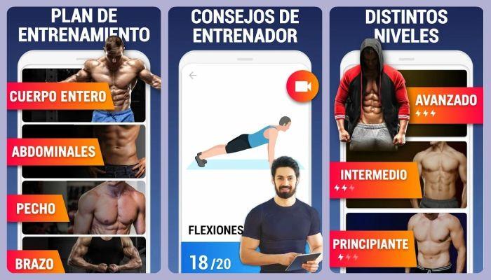 Las 5 mejores apps de android para hacer ejercicio en casa - Aplicaciones para hacer ejercicio en casa ...