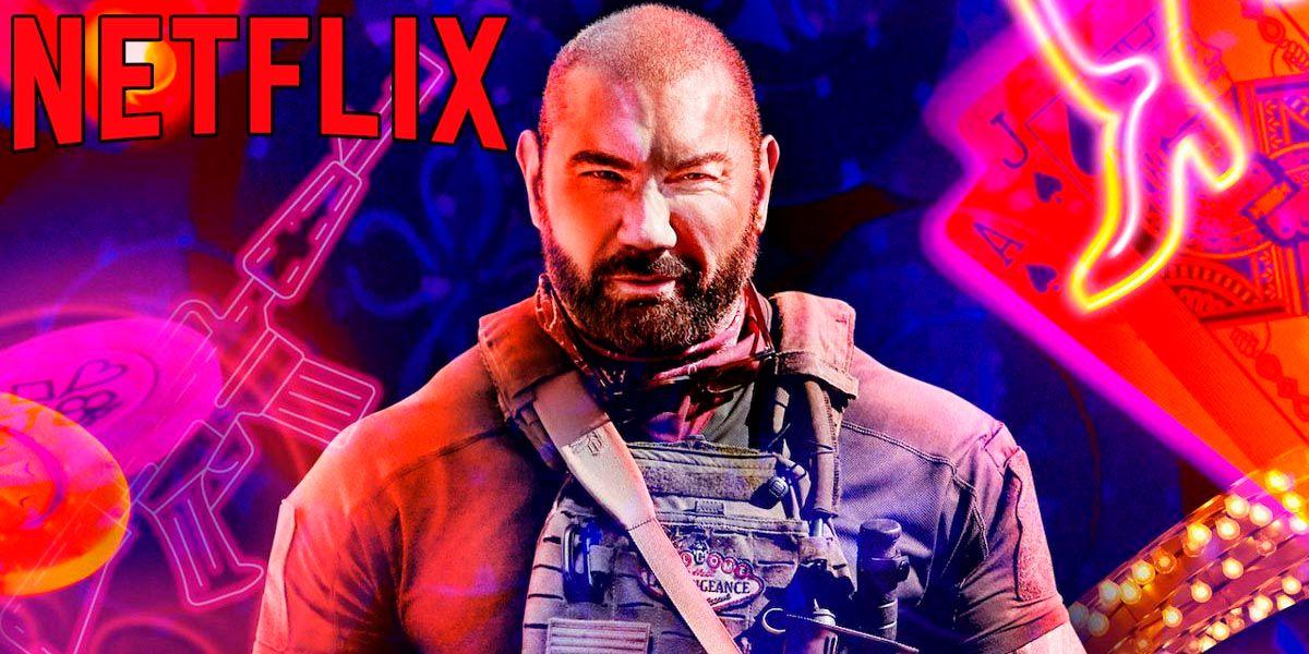 El Ejercito de los Muertos Netflix Pixeles muertos