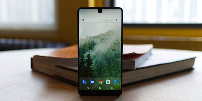 El Essential Phone tendra piezas de segunda mano