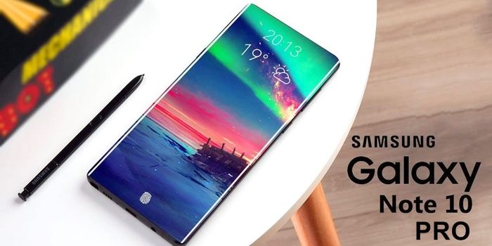 El Galaxy Note 10 pro y versiones distintas