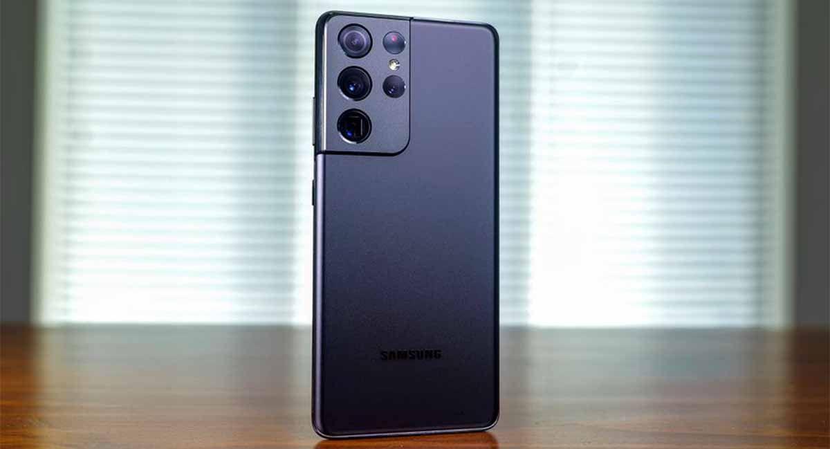 El Galaxy S21 Ultra cierra el podio del ranking con una puntuación impresionante