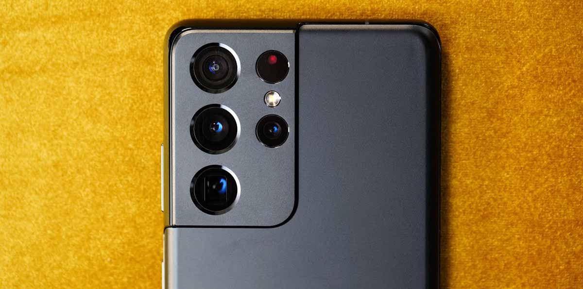 El Galaxy S21 Ultra se queda a 6 puestos del S20 Ultra y ocupa el decimosexto lugar en la tabla de DxOMark