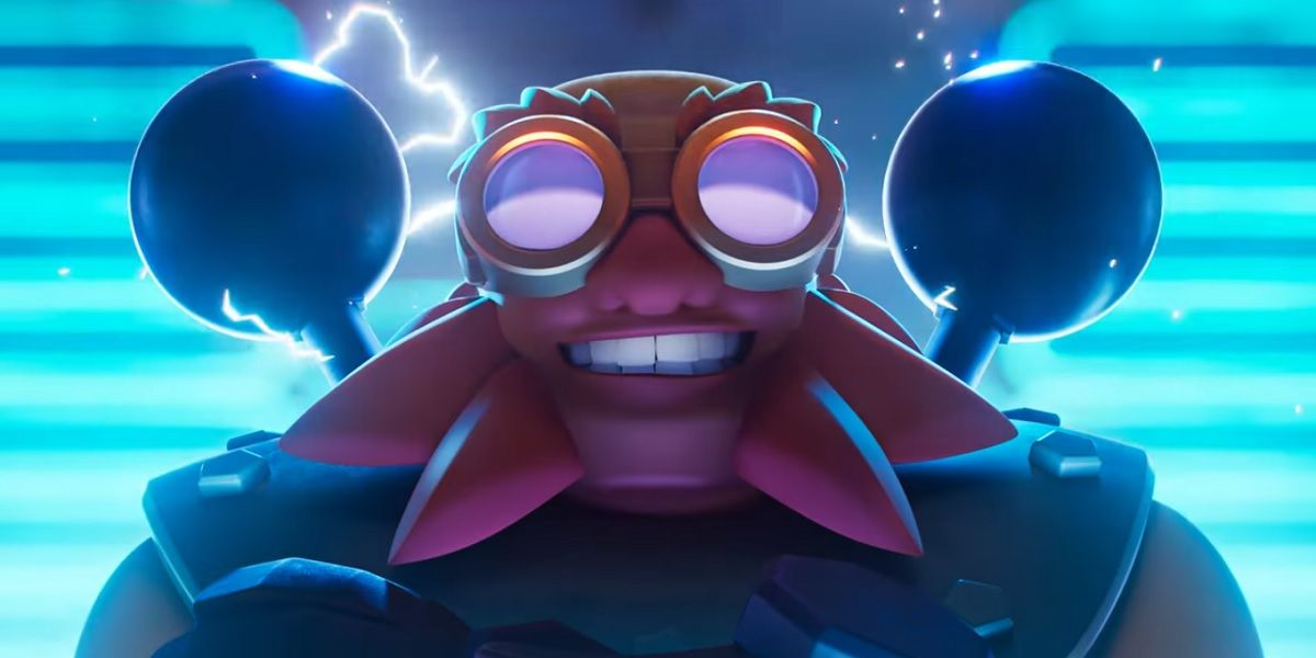 El Gigante electrico la carta 100 de Clash Royale