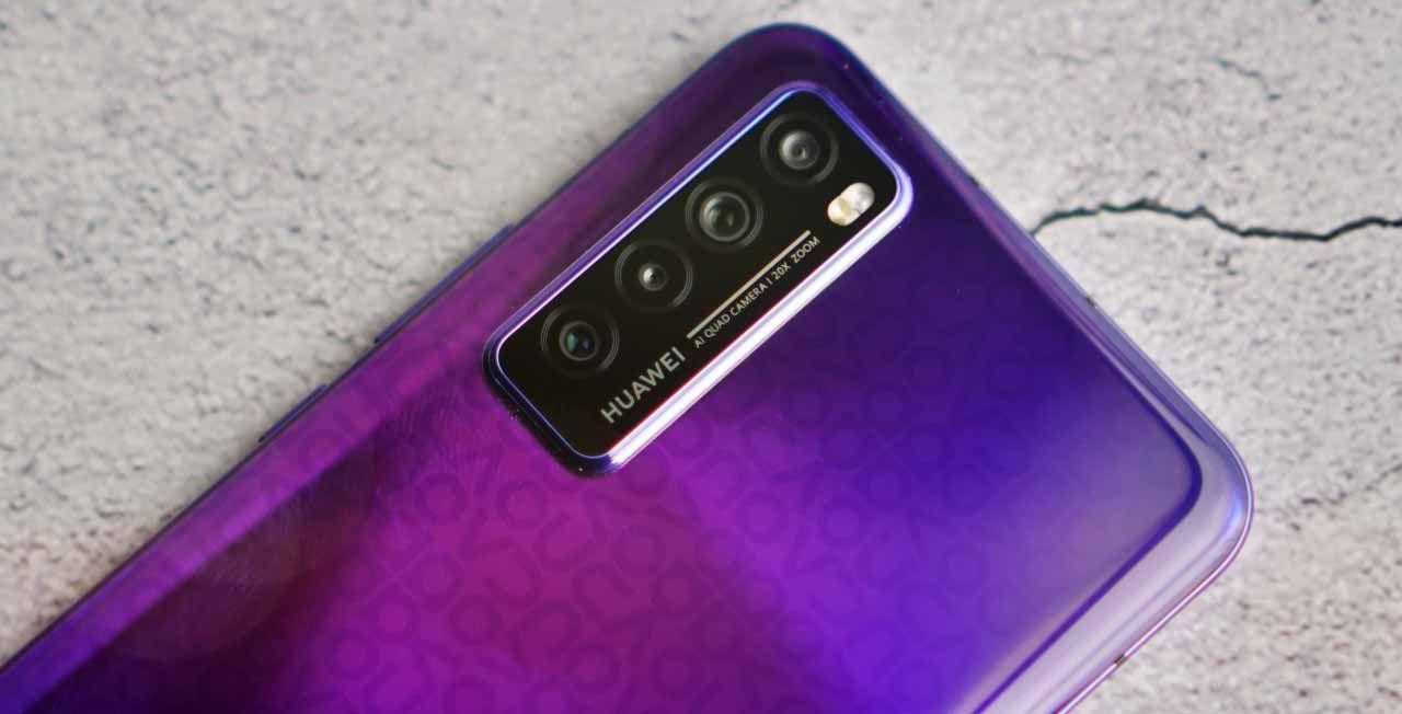 El Huawei Nova 7 mejora su posición en la tabla respecto a febrero