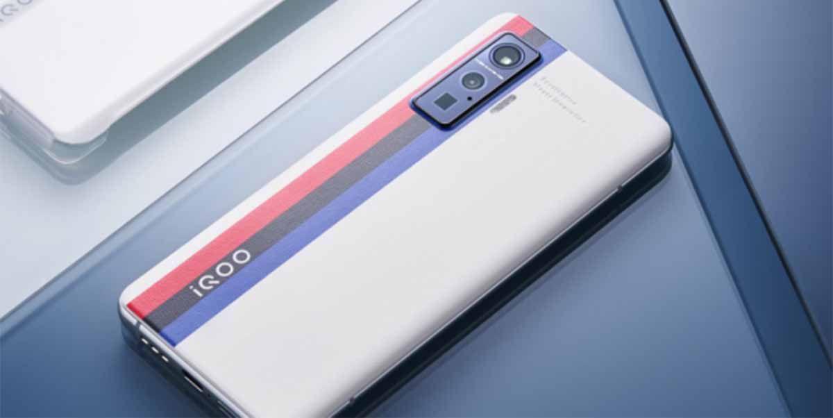 El IQOO 7 es el móvil mas potente para marzo de 2021