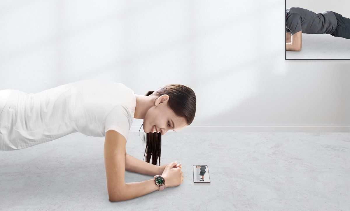 El Samsung Galaxy Watch 3 es perfecto para los deportistas