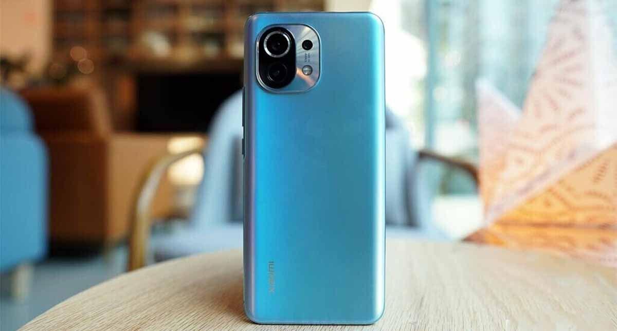 El Xiaomi Mi 11 repite el segundo puesto del ranking pero mejora ligeramente su puntación