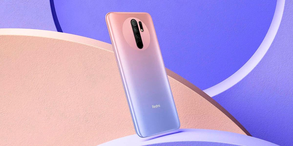 El Xiaomi Redmi 9 puede ser tuyo por apenas 129 euros