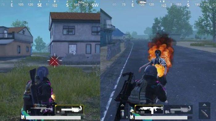 El arsenal de armas para derrotar a los zombies de PUBG Mobile