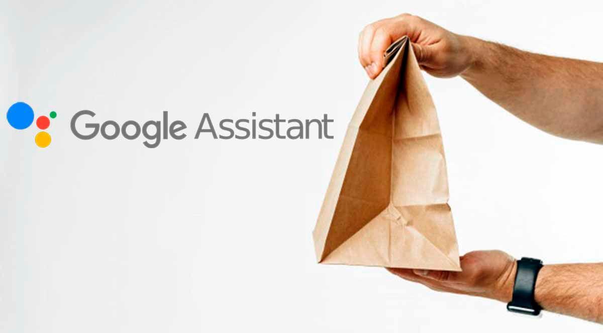 El asistente de Google ahora puede pedir comida para llevar
